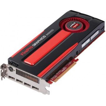 AMD FIREPRO W8000 4G GDDR5 PCI-E QUAD DP / STEREO 3-PIN DIN FULL