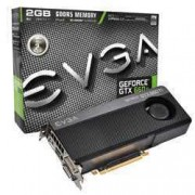 Видеокарта EVGA e-GeForce GTX680 for Mac, 2GB, 256 bit,PCI-E 2.0 16x, DVI-I, DVI-D, HDMI, DP,  02G-P4-3682-KR