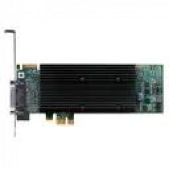 Видеокарта MATROX M9120-E512LAU1F PCIex 16, за  едновременна работа до 4 монитора с вход VGA или 2x DP