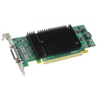 Видеокарта MATROX  P690  128MB PCXex16 , за едновременна работа на 2 монитора
