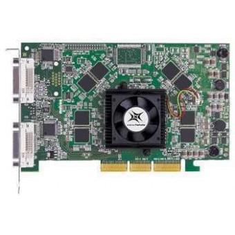 Видеокарта Matrox Perhelia 256Mb DDR , AGP, с вентилатор, за видеобработка