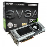 Видеокарта nVidia EVGA 03G-P4-2883-KR GeForce GTX 780 Ti Superclocked 3GB 384-bit GDDR5