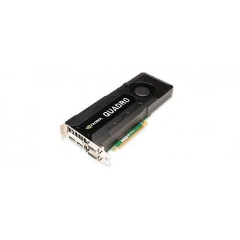 Видеокарта PNY Quadro Kepler K5000 4GB GDDR5  PCI EXP 256bit
