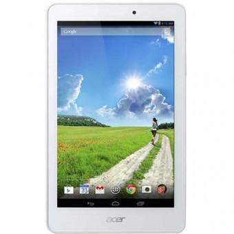Таблет Acer Iconia B1-810-171W (NT.L7JEE.003), 8 инча IPS, четириядрен Intel, GPS, бял