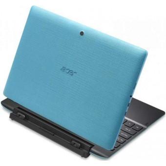 Таблет Acer Aspire Switch SW3-013-17NL (NT.G0NEX.012), 10.1 инча IPS, четириядрен, Windows 8.1 с докинг станция, морски син