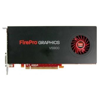 AMD FIREPRO V5900 2G GDDR5 PCI-E DUAL DP / DVI-I (ROHS) FULL