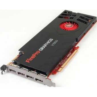 AMD FIREPRO V7900 2G GDDR5 PCI-E QUAD DP (ROHS) FULL