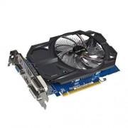 Видеокарта Gigabyte AMD Radeon R725XOC,R7 250, 2GB GDDR5, 128 bit,D-SUB,2xDVI-D,HDMI, rev 1.0