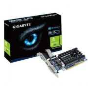 Видеокарта Gigabyte GT610, N610-1Gl, 1024MB GDDR3 ,64 bit, DVI-I ,HDMI, D-SUB rev  2.0
