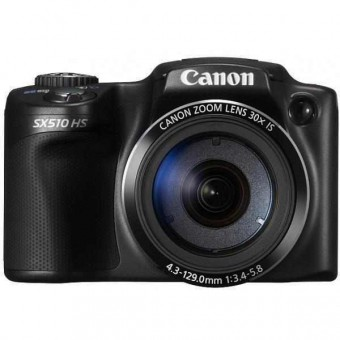Цифров фотоапарат Canon PowerShot SX510 HS