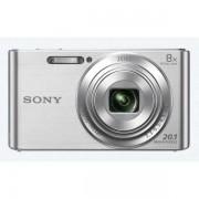 Цифров фотоапарат Sony Cyber Shot DSC-W830, Сребрист