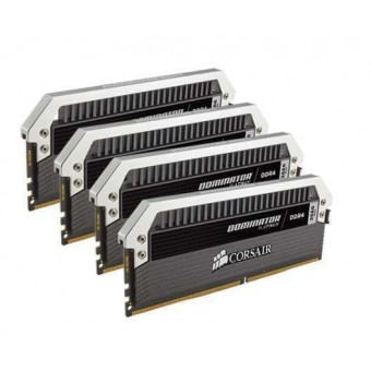 Corsair Dominator Platinum 4x4GB DDR4 2666MHz (CMD16GX4M4A2666C15)