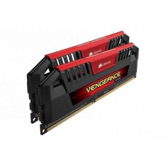 Corsair Vengeance Pro Red 2x4GB DDR3 1600MHz (CMY8GX3M2A1600C9R)