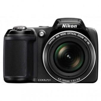 Nikon Coolpix L330, Черен