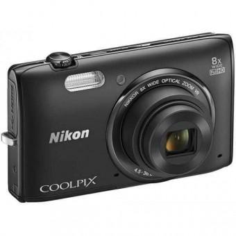 Nikon Coolpix S5300, Черен