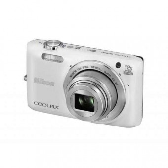 Nikon Coolpix S6800, Бял