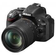 Nikon D5200+18-105MM VR+CF-EU05 BAG+SDHC 8GB CLASS 10