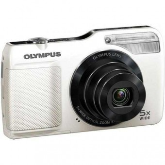Olympus Smart VG-170, Сребрист