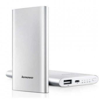 Външна батерия 5000mAh Lenovo Mobile Power MP506 Silver
