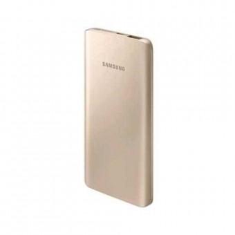 Външна батерия 5200mAh за бързо зареждане Samsung EB-PA500, златна