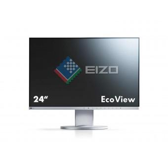 Монитор EIZO FlexScan EV2455-GY, 24.1 инча, IPS панел, слонова кост