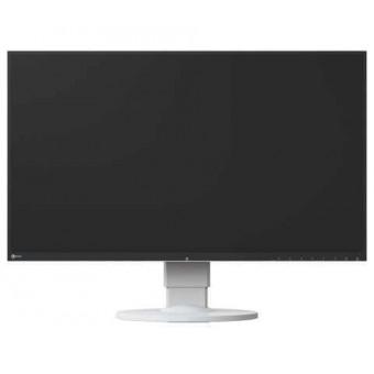 Монитор EIZO FlexScan  EV2750-BK, 27 инча, IPS панел, бял