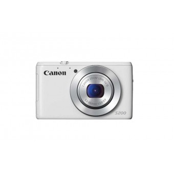Canon PowerShot S200 HS, Бял