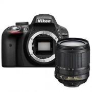 Nikon D3300 + Обектив 18-140VR + Карта 8GB (Class 10)