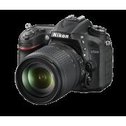 D7200 Nikon – Професионален DSLR фотоапарат в комплект с обектив 18-105MM VR и карта памет 16GB (клас 10)