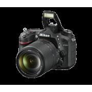 Никон D7200 – Професионален DSLR фотоапарат в комплект с обектив 18-140MM VR и карта памет 16GB (клас 10)