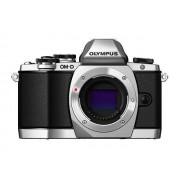 Професионален фотоапарат Olympus OM-D E‑M10 тяло, 16MP, тъч, Wi Fi контрол, черен/сребрист