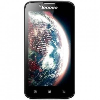 """Четириядрен GSM Lenovo A328 Dual SIM, 4.5"""""""