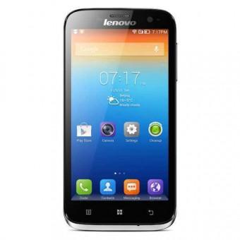 GSM апарат Lenovo A859 Dual SIM с четириядрен процесор