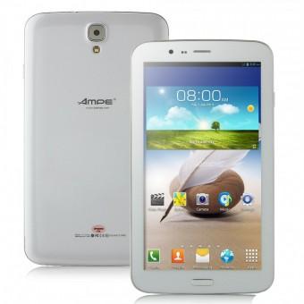 Таблет AMPE A738312 със 7-инчов екран, 2-ядрен процесор и 8 GB памет