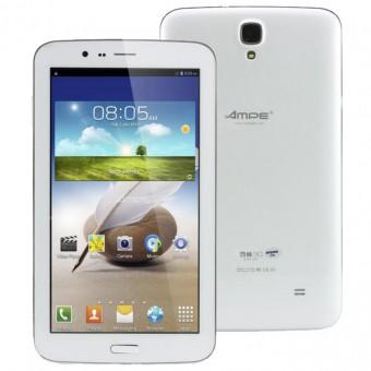 3G Таблет AMPE A738382 със 7-инчов IPS екран, 4-ядрен процесор и 8GB памет