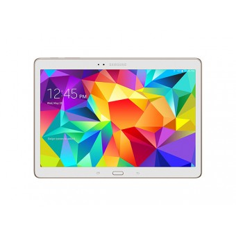"Таблет Samsung Tablet SM-T800 GALAXY TAB S, 10.5"" бял"