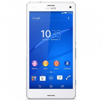 Sony Xperia Z3 Compact, 8 ,бял