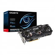 Видеокарта Gigabyte AMD Radeon R9-270X,R927XOC, 2048MB, 256 bit,Dual-link DVI-I*1 / DVI-D*1 / DisplayPort*1 / HDMI*1