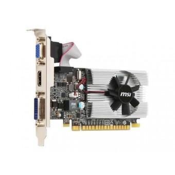 Видеокарта nVidia MSI G210 1GB DDR3 64bit, DVI, HDMI, PCI-ex